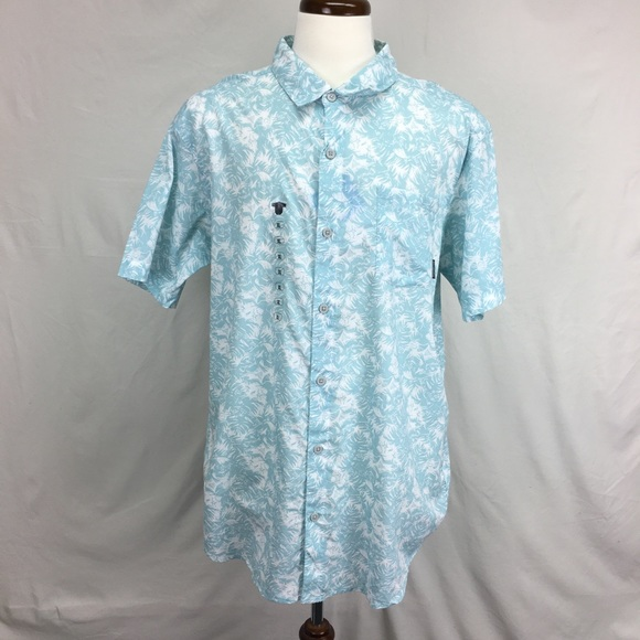 Columbia Other - Columbia Blue Under Exposure II Button Down Shirt